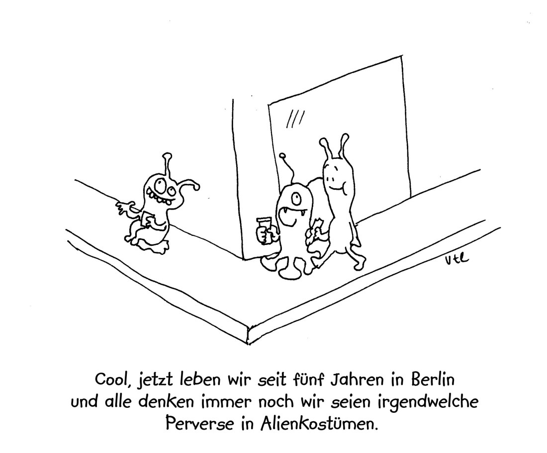 cartoon-ute-hamelmann-berlin-aliens