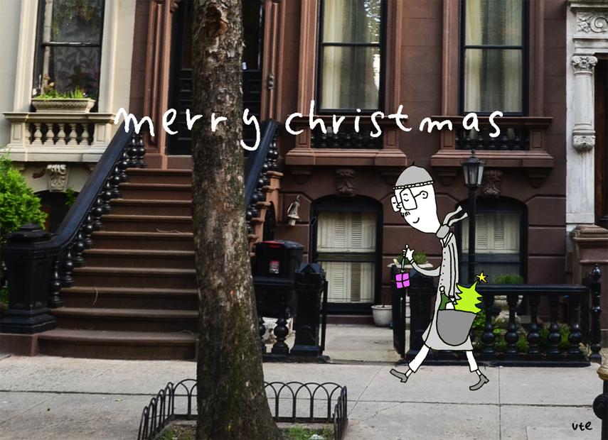 cartoon-card-merry-christmas