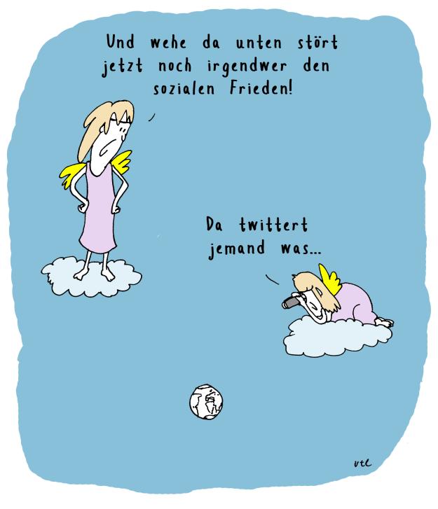 cartoon-sozialer-frieden-merry-christmas